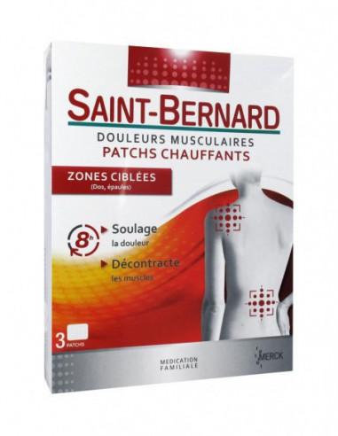Saint-Bernard Patchs Chauffants - 3...