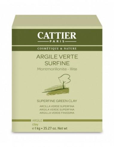 Argile Verte Surfine < 77 microns  - 1kg