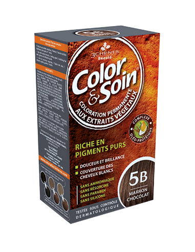 Color & Soin Coloration Marron...