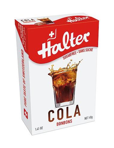 Bonbons Cola Sans Sucre - 40g