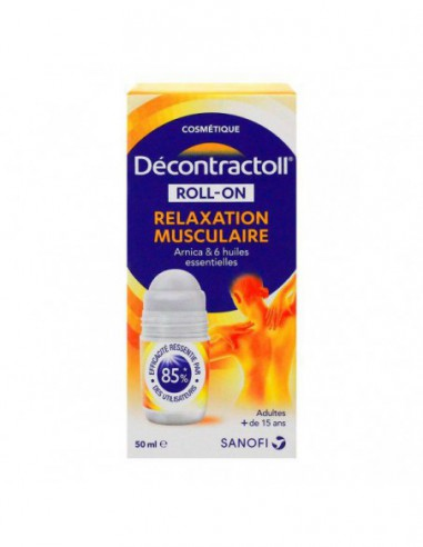 Décontractoll Roll-On - 50ml