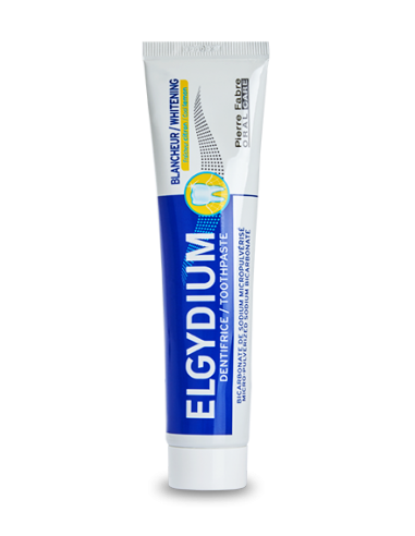 ELGYDIUM Dentifrice Blancheur Citron...