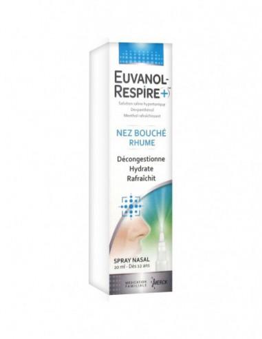 Euvanol Respire+ - 20ml