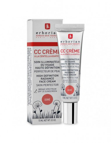 CC Crème à la Centella Asiatica Doré,...