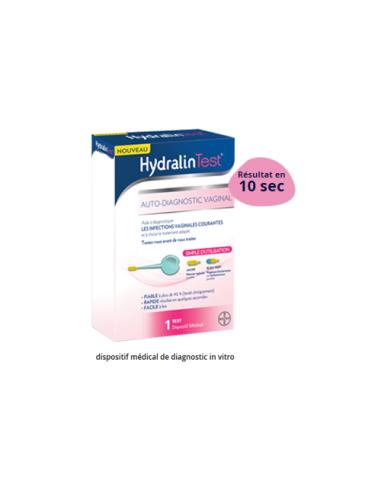 HydralinTest - Auto-test vaginal