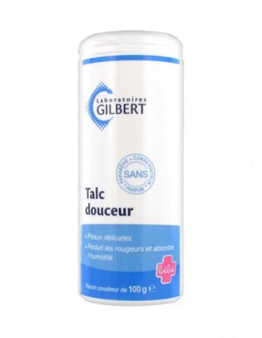 Gilbert Talc Douceur - 100g