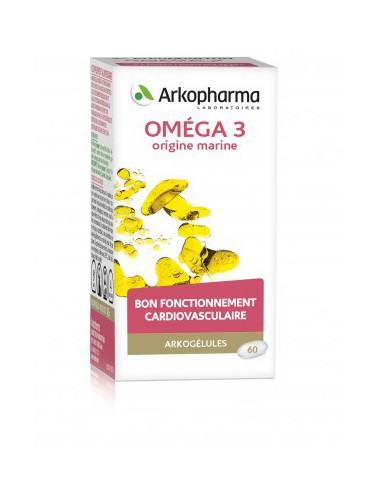 ARKOGÉLULES® Oméga 3 - 60 gélules