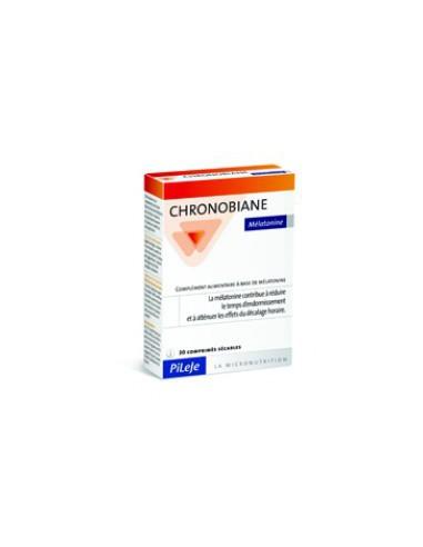 Chronobiane Mélatonine 1mg - 30...