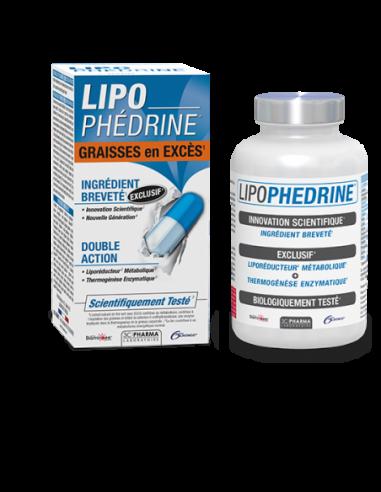 3C PHARMA Lipophédrine® - 80 gélules.